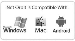 Compatible with Windows 7, Vista, XP and 2000