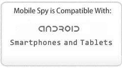 Compatible with Android, BlackBerry, Windows Mobile, Symbian OS, iPhone and iPad